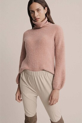 Witchery Full Sleeve Roll Neck Knit
