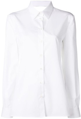 Maison Margiela Back Cut Out Shirt