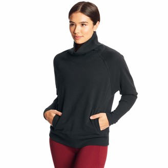 Champion Women's Long Sleeve French Terry Top