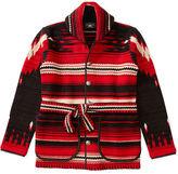 Ralph Lauren RRL Wool-Blend Trapper Jacket