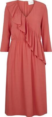 Just Female Austin Dress - XS - Red