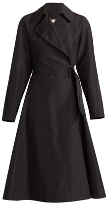 Alaia Manteau Belted Wool Coat