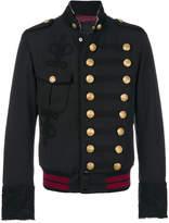 Dolce & Gabbana military bomber jacket