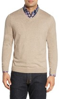 Nordstrom Men's Big & Tall V-Neck Sweater