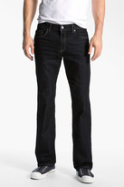 Fidelity &50-11& Straight Leg Jeans (Sabbath Rinse)