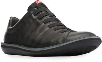 Camper Men's Beetle Leather Low-Top Sneakers