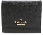 Kate Spade Women's Jackson Street Jada Leather Wallet - Black