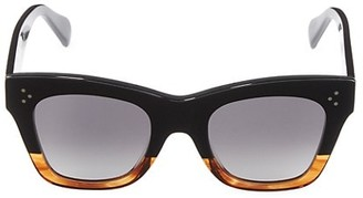Celine 50MM Oversized Cat Eye Sunglasses