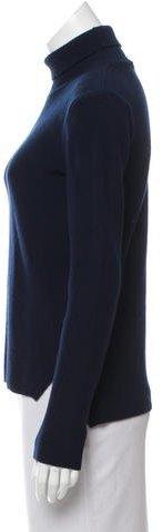 Celine Wool Turtleneck Sweater