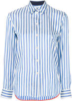 Paul Smith striped slim fit shirt