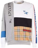 Burberry Patchwork Sweater