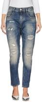 Manila Grace Denim pants - Item 42637437
