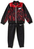 Nike Little Boys 2T-7 Air Tricot Jacket & Pants Set