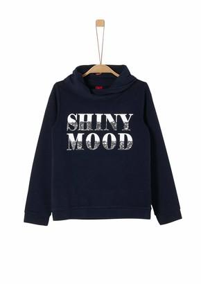 S'Oliver Girl's 66.911.41.2385 Sweatshirt