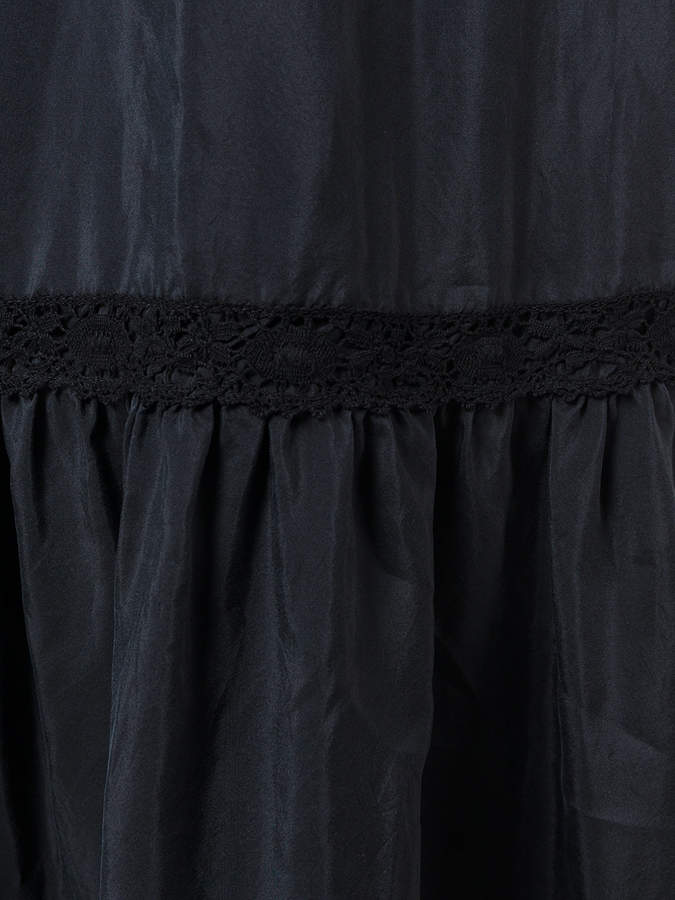 Faith Connexion flared trim dress