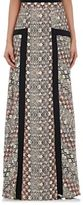 Philosophy di Lorenzo Serafini PHILOSOPHY DI LORENZO SERAFINI WOMEN'S MAXI SKIRT SIZE 40IT