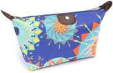 Riah Fashion Geometric Cosmetic Bag