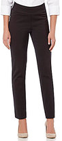 Investments Petites the PARK AVE fit Ankle Pants