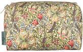 Heathcote & Ivory Morris & Co. Golden Lily Cosmetics Bag
