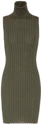 Maison Margiela Sleeveless wool dress
