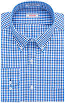 Izod Aqua Check Dress Shirt - Big & Tall
