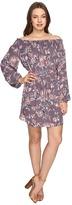 Brigitte Bailey Lana Off the Shoulder Floral Dress Women's Dress
