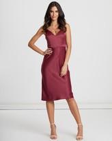 Tussah Novia Midi Dress
