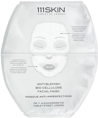111SKIN 5 Pack Anti Blemish Bio Cellulose Masks