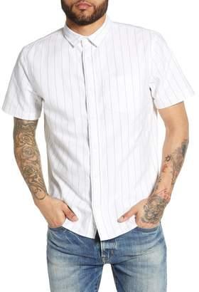 The Rail Stripe Oxford Cloth Shirt