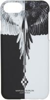 Marcelo Burlon County of Milan Black & White Aike iPhone 7 Case