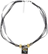 Unbranded Jacksonville Jaguars WinCraft Women's Ribbon with Bead Lifetiles Necklace