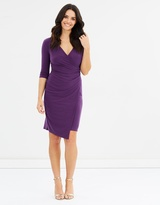 Wallis Ity Wrap Dress