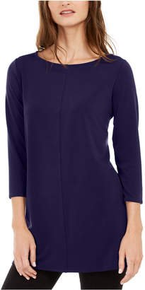 Alfani 3/4-Sleeve Tunic