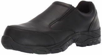 Carhartt Men's Slip On Work Moc NWP Carbon Nano Safety Toe CMO3461 Ankle Boot