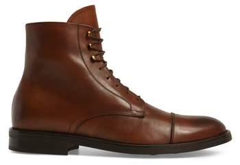 To Boot Men's Henri Cap Toe Boot