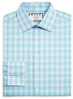 Thomas Pink Ethen Check Slim Fit Button-Down Shirt - 100% Exclusive