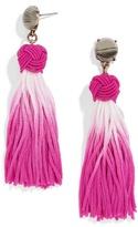 BaubleBar Sarina Tassel Earrings