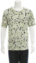 Dries Van Noten Floral Short Sleeve T-Shirt