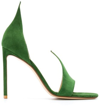Francesco Russo Suede Sandals