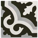 Moroccan Mosaic Tile House SAMPLE - Tanger Handmade Cement Tile in Multi-color