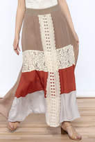 Ryu Spring Maxi Skirt