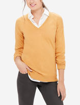 The Limited V-Neck Pullover Sweater