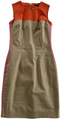 DSQUARED2 Multicolour Cotton Dresses