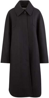 Dries Van Noten Oversized wool coat