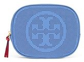 Tory Burch Perforated Logo Cosmetic Case