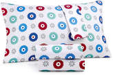 Laura Ashley Laura Hart Kids Printed Microfiber 4-Pc. Full Sheet Set Bedding