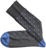 Johnston & Murphy Floating Diamonds Socks