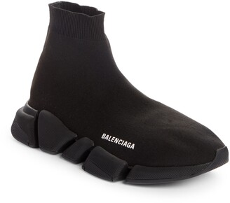 Balenciaga Speed LT 2.0 Knit Slip-On