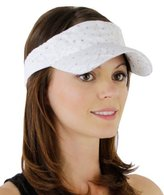 SS/Sophia Glitter Sequin Visor in 19 Assorted Colors