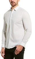 Theory Murrary Woven Shirt